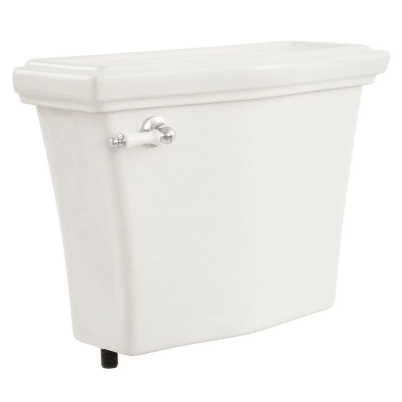 Toto Clayton Toilet Tank With Trim And Coupling Components
