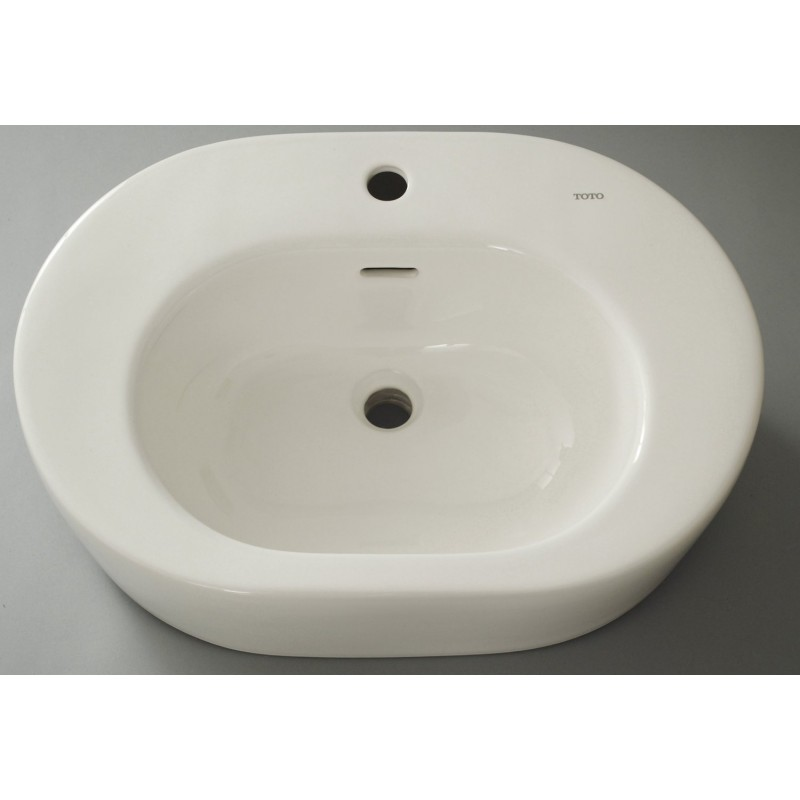 Buy Toto Nexus 24-In Vessel Sink With Single Faucet Hole Online ...