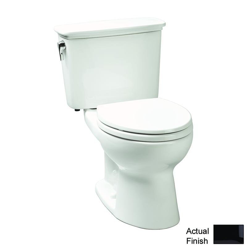 Toto Eco Drake 1.28 GPF 2-Piece Elongated Toilet