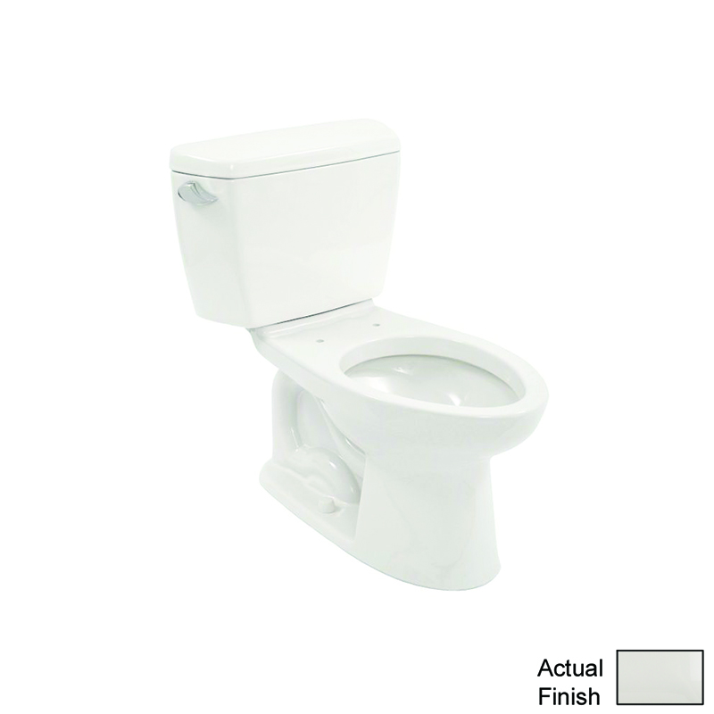 Toto Drake 1.6 GPF 2-Piece Elongated Toilet