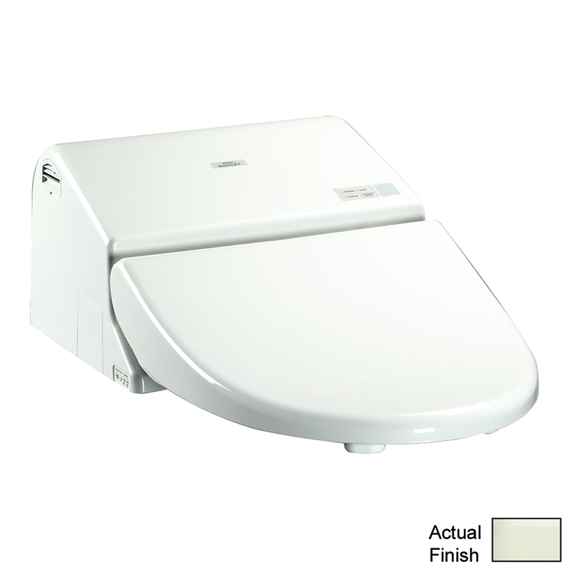 Toto G5 Plastic Elongated Closed Front Toilet Seat With Lid And Washlet