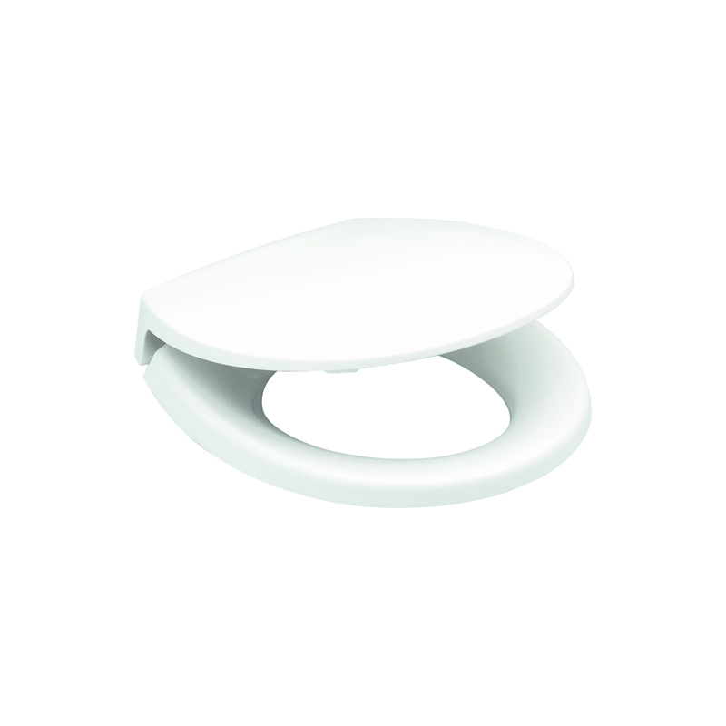 Toto SoftClose Round Closed-Front Toilet Seat And Lid