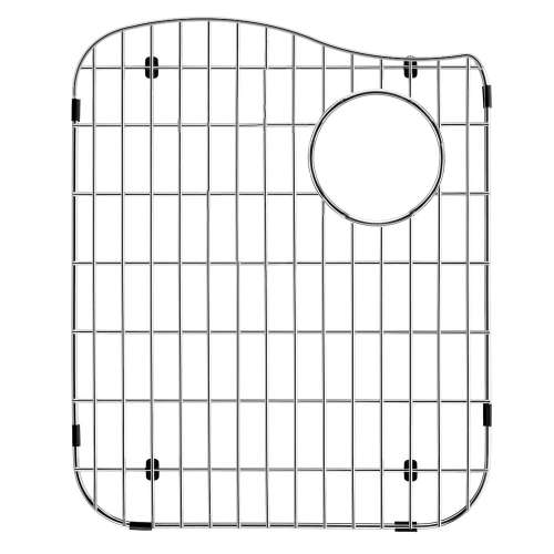 Transolid Bottom Stainless Steel Left Bowl Sink Grid for ATDE3322, AUDE3219 silQ Granite Kitchen Sinks