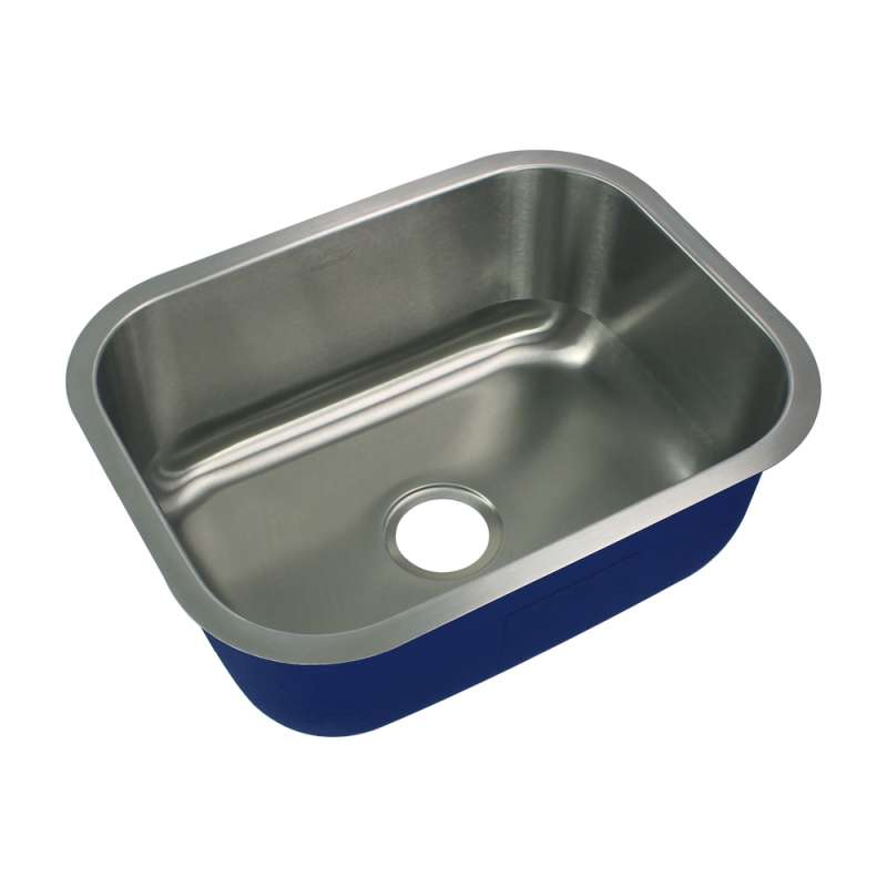 Transolid Meridian Stainless Steel 23-in Undermount Kitchen Sink