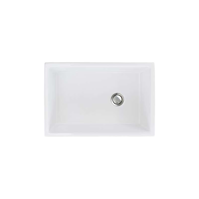Buy Transolid Villa Fireclay 30-in Farmhouse Sink Online - Bath1.com