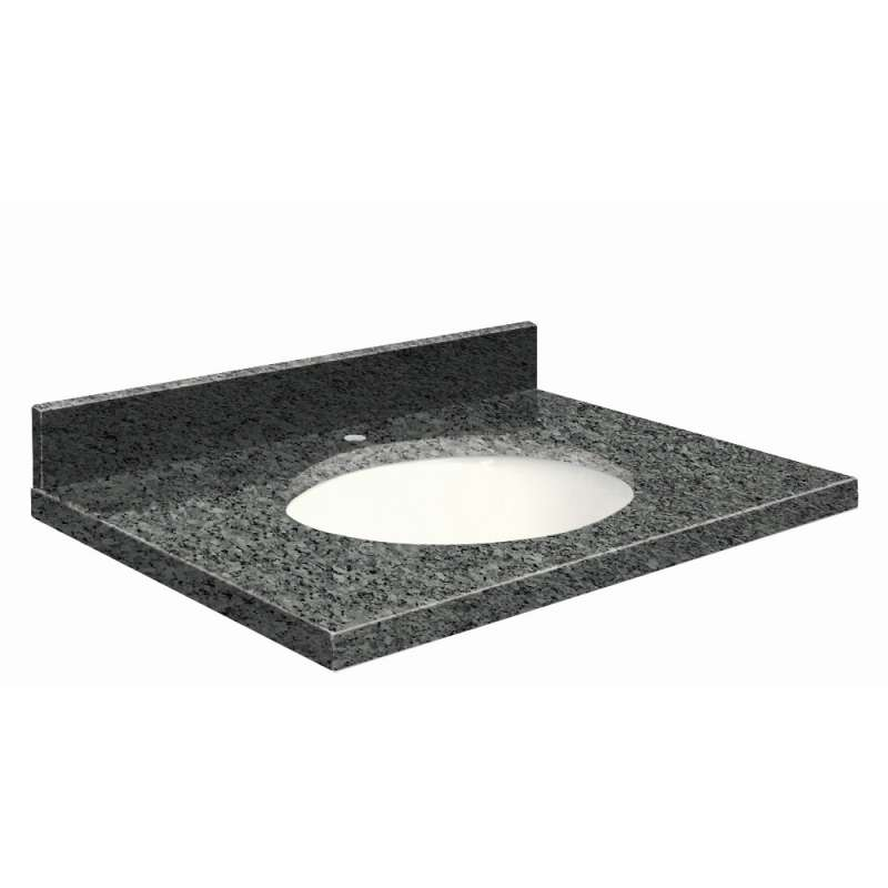Transolid Granite 37 In X 19 Vanity Top With Eased Edge