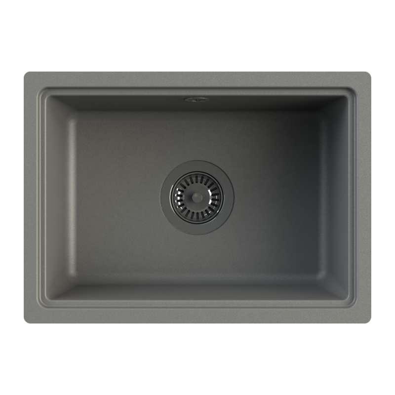 Transolid Genova 20-in Undermount Kitchen Sink