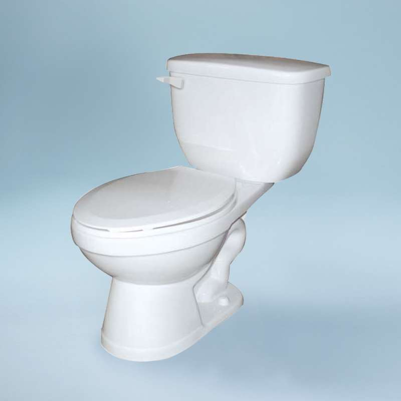 Transolid Madison All-in-One 2-Piece 1.0 GPF Elongated Toilet