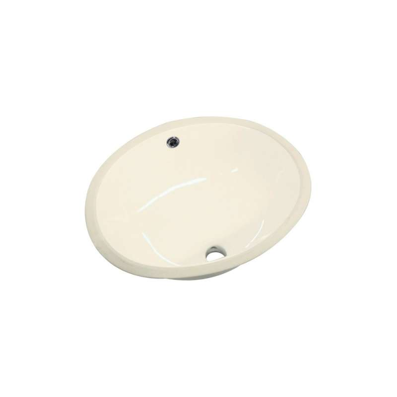Transolid Madison Vitreous China 14-in Undermount Lavatory