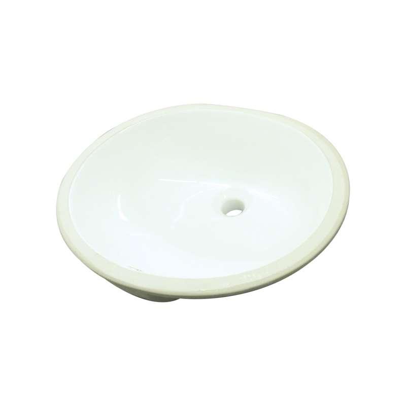 Transolid Madison Vitreous China 16-in Undermount Lavatory