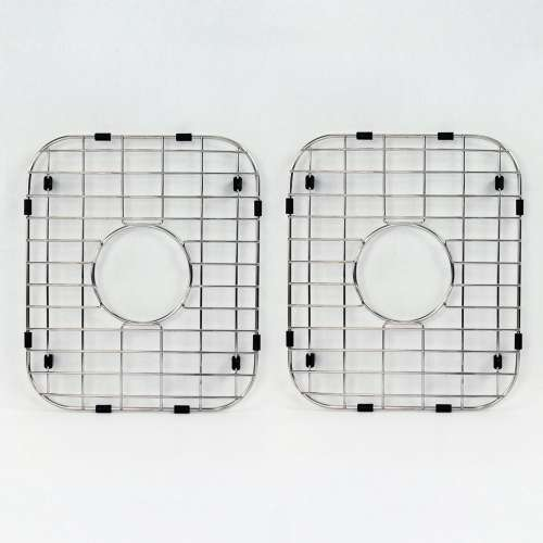 Transolid Bottom Stainless Steel Sink Grid Set for CTDE33228, STDE33227, STDE33226 Stainless Steel Kitchen Sinks