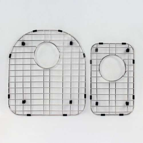 Transolid Stainless Steel 15.67-in. Bottom Sink Grid Set for MUDD32219