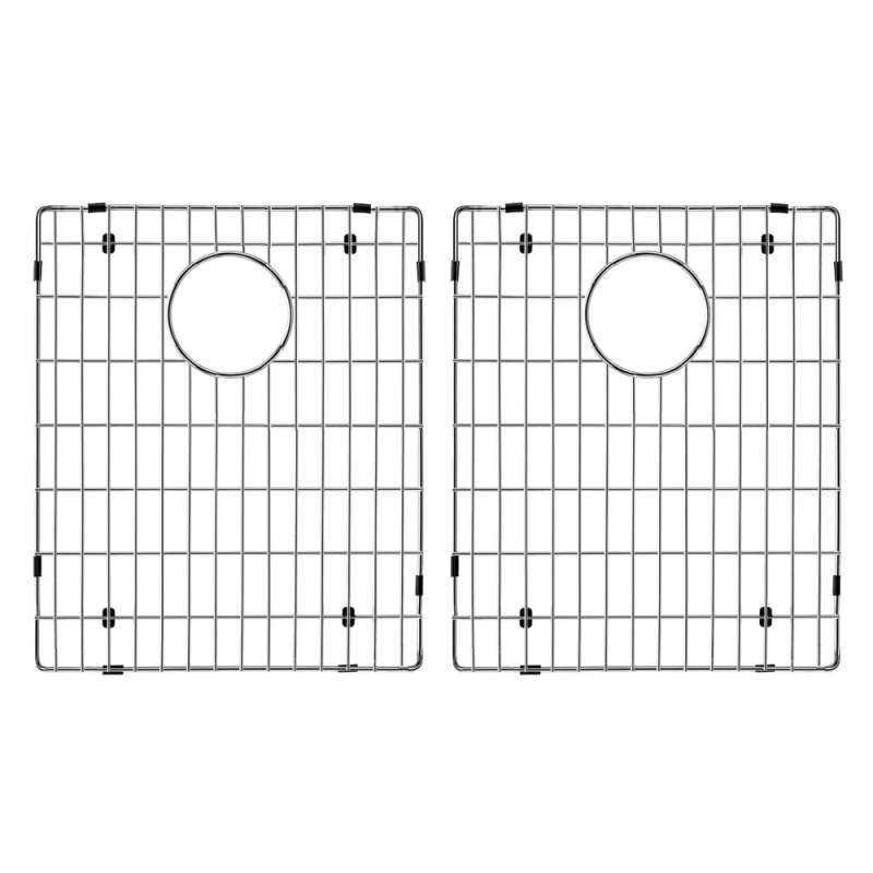 Transolid Stainless Steel 14.92-in. Bottom Sink Grid Set for Radius RTDE3322, Radius RUDE3118