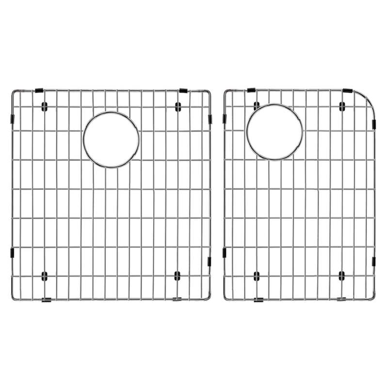 Transolid Stainless Steel 14.48-in. Bottom Sink Grid Set for Radius RTDJ3322, Radius RUDJ3118