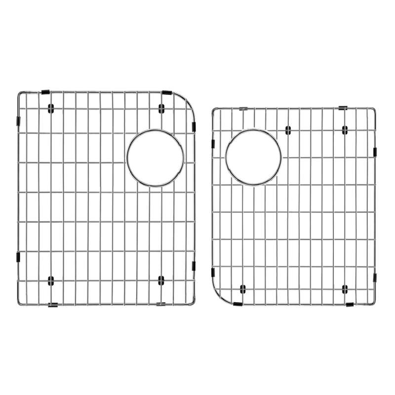 Transolid Stainless Steel 16.03-in. Bottom Sink Grid Set for Radius RTDO3322, Radius RUDO3120