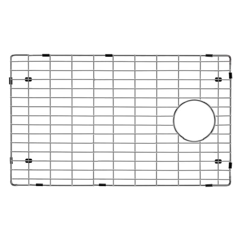 Transolid Stainless Steel 14.92-in. Bottom Sink Grid for Radius RTSS3322, Radius RUSS3118
