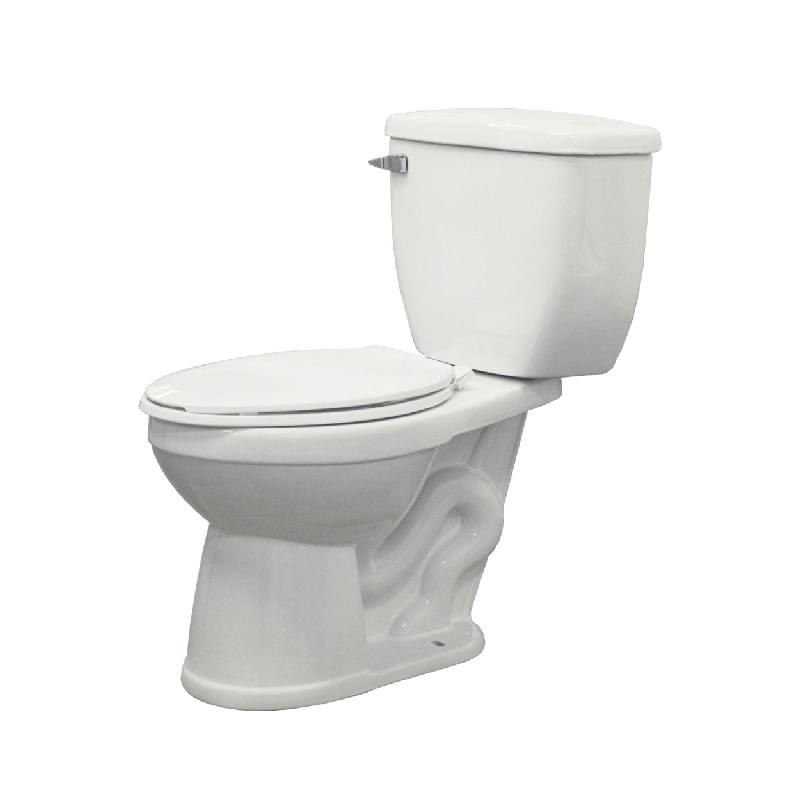 Transolid McKinley 2-Piece 1.6 GPF Elongated Toilet