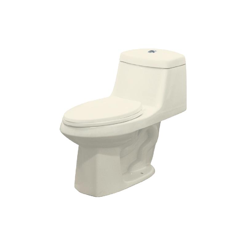 Transolid Jackson ADA 1-Piece 1.28 GPF Elongated Toilet