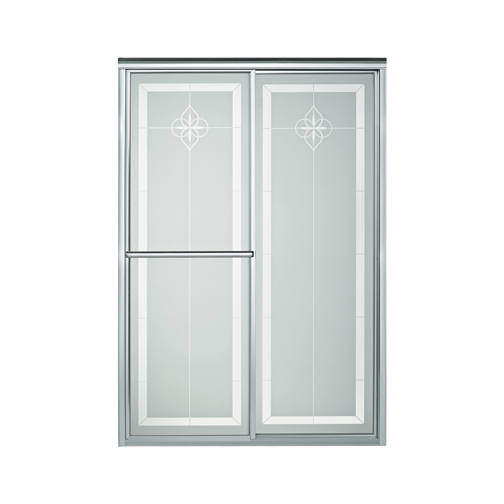 Buy Sterling Ensemble Vikrell 3525 In X 77 In Alcove Shower Wall